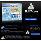 Landing Page - Skill 7 Games