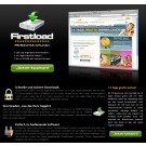 Landing Page - Download Site Firstload