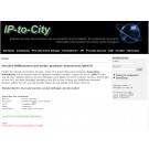 IP to City System