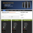 Power Portal f�r Webhosting